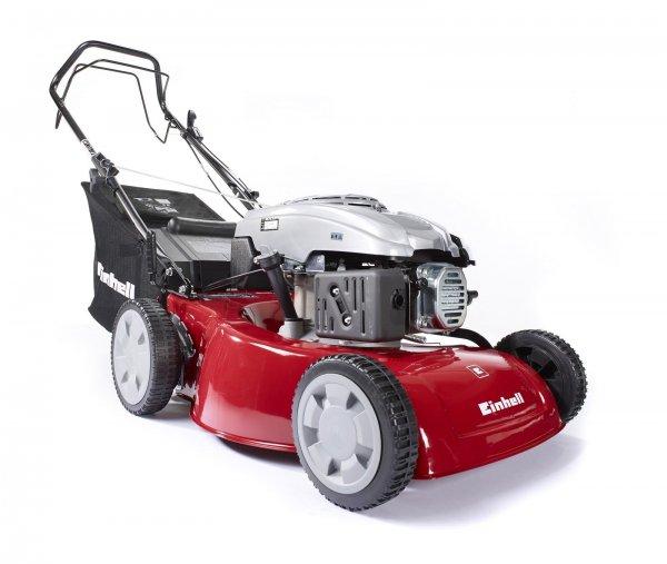 Einhell GH-PM 46/1 S Benzin-Rasenmäher Benzinmäher Hinterradantrieb Low-Emission