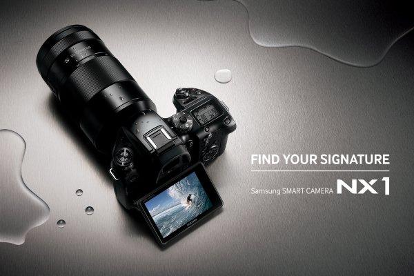 Samsung NX1 Kit mit 16-50 mm S Objektiv und Batteriegriff 2366,- bei dsv24