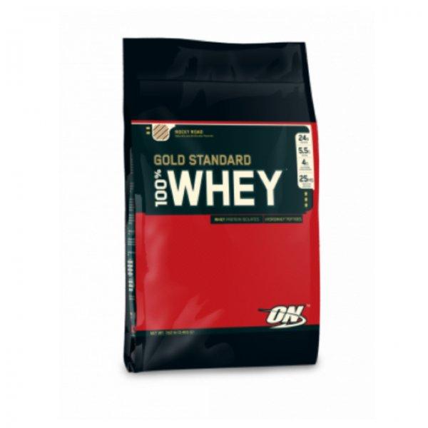 Whey Gold Standard Protein4540 g 59,90€ statt 99,90 - Versandkostenfrei