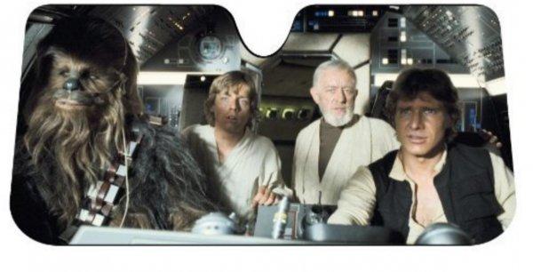 Star Wars Sonnenblende für 19,27€ inkl. Versandkosten bei Amazon.com