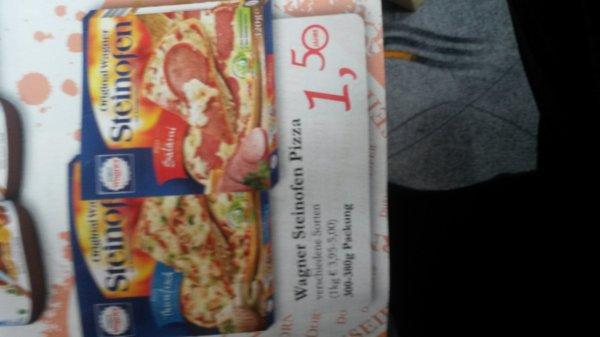 [regional/Dornseifer] Wagner Steinofenpizza für 1,50€
