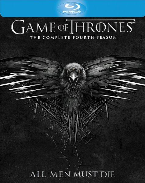 [Lokal MM Frankfurt-NWZ] Game of Thrones 4.Staffel Blu ray