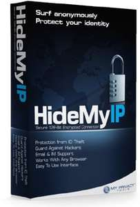 Hide My IP 6.0 Proxy/VPN Windows Vista, 7, oder 8 kostenlos