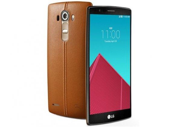 LG G4  für effektiv ab 747,80€ im Vodafone-Netz All-Net, 500Mb monatl. 24,95€ [Sparhandy]