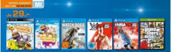 GTA 5 Xbox One [ Lokal Saturn Bochum ] 29,00 Euro NUR 06.05