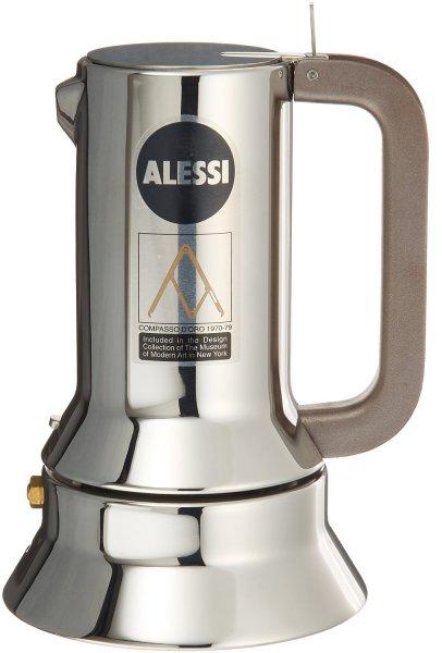 [Amazon] Alessi Espressomaschine 3 Tassen für Induktion Edelstahl für 79,80€