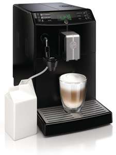 [Amazon] Saeco HD8762/01 Minuto Kaffeevollautomat, automatischer Milchaufschäumer für 294,68€