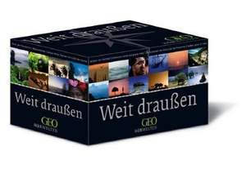 """[Woolworth/evtl. T€DI] Geo Hörwelten """"Weit draußen"""" 12 Hörbücher (CDs) je 1€"""