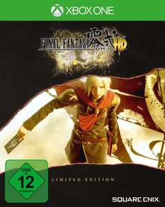 Final Fantasy Type-0 HD STEELBOOK (XBOX one / PS4 ) Amazon