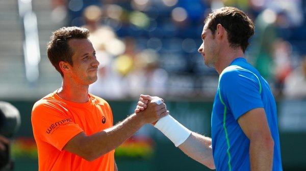[lokal München] Top Tennis umsonst: Morgen kostenlos zum ATP München Finale Andy Murray - Philipp Kohlschreiber