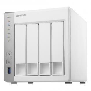 (Redcoon Hotdeal) QNAP TS-431 NAS Gehäuse für 4x SATA Festplatten für 229,- Versandkostenfrei