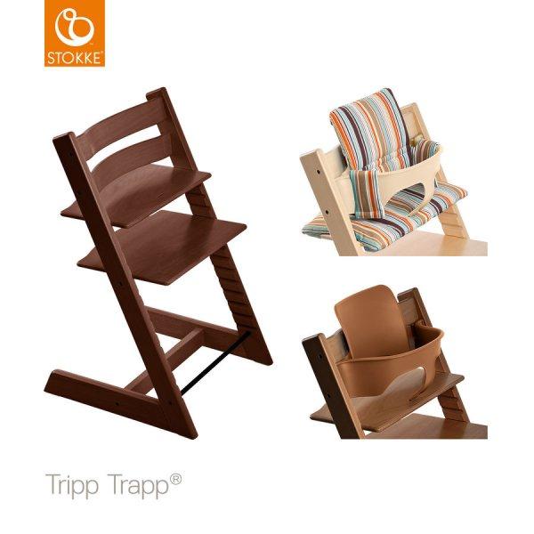 UPDATE: Stokke Tripp Trapp inkl. Stokke Sitzkissen und Gratis Baby Set für 184,98€ [baby-markt.de]