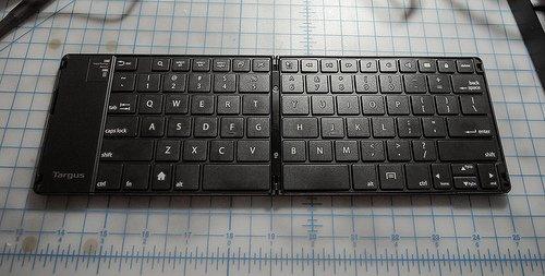 [Amazon Prime] Faltbare Bluetooth Tastatur Perixx PERIBOARD-805