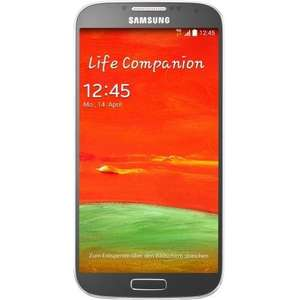 [Ebay] Samsung Galaxy S4 LTE silver / black [Value Edition] (5'' FHD AMOLED, 1,9GHz Quadcore Snapdragon 600, 2GB RAM, 16GB intern, 13MP + 2MP, Android 5.0) für 269€