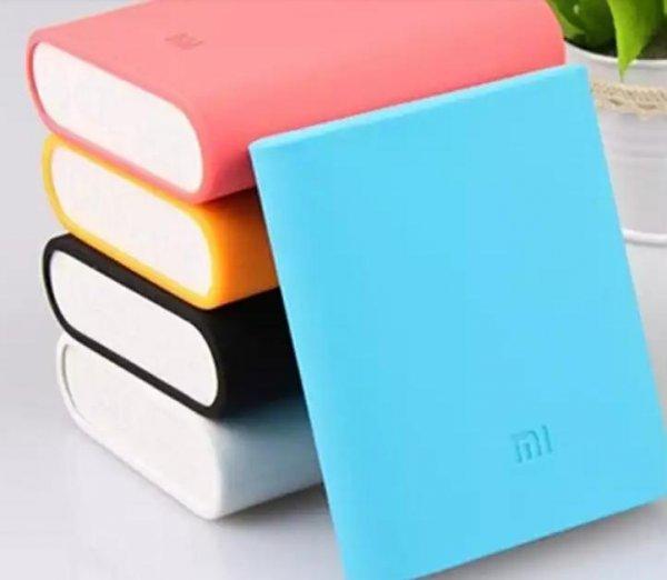 Xiaomi Silikonhülle für 10400 mAh Powerbank für 0,09€