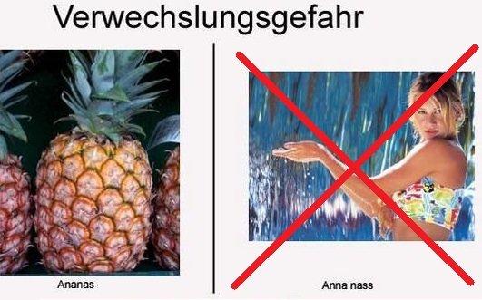 Ananas Rewe