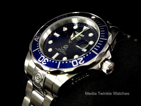 Invicta Grand Diver Pro 3045 für 76€ @amazon.co.uk