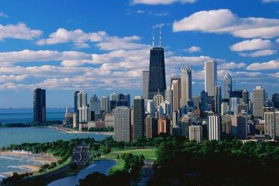 Berlin - Chicago im November für 307€