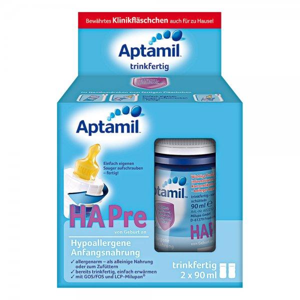 [KAUFLAND HANAU] Aptamil HA Pre Hypoallergene Anfangsmilch trinkfertig -90% auf 0,19€ MHD 05.05.2015