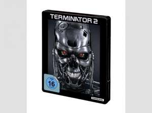 [Media Markt Online] Terminator 2 - Judgment Day STEELBOOK Blu Ray VORBESTELLUNG