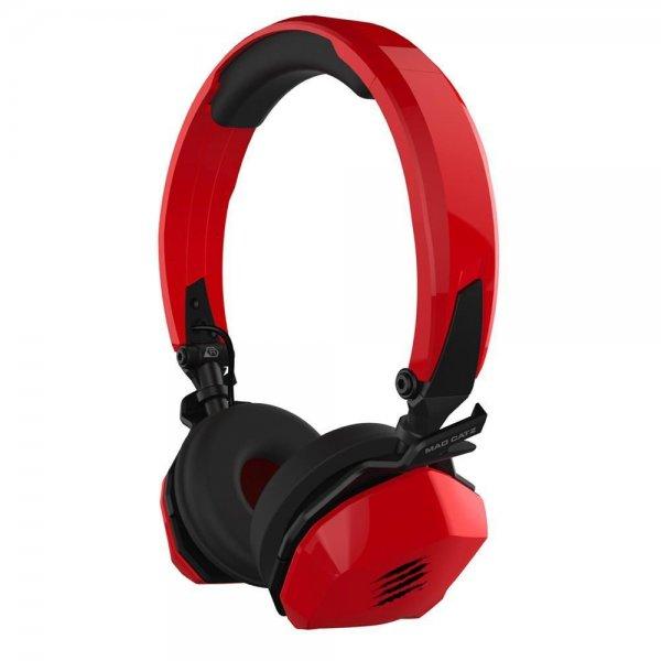 [@mediamarkt.de] MAD CATZ Mad Catz F.R.E.Q. M wireless Mobile Headset hochglanz rot 69,00€ bei Abholung Filiale