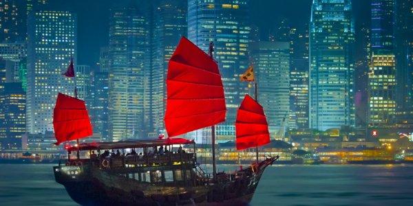 Flug Hamburg > Hong Kong für ca. 345 € mit Lufthansa /Swiss (Beispiel: 02.-08.12.2015)