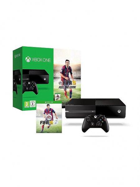 Xbox One + Fifa 15 Bundle, 269,99 € Kastner & Köhler