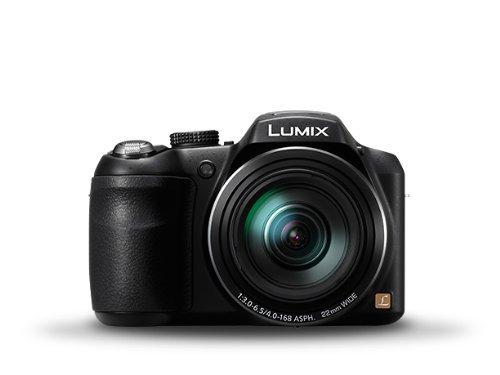 [@redcoon.de] Panasonic Lumix DMC-LZ40 (20 MP mit 42-fach Zoom) für 159€