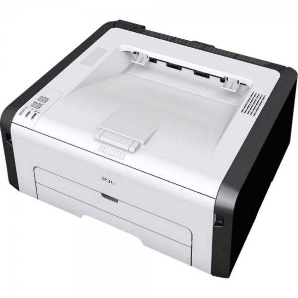 @Comtech Quickdeal ab 12 Uhr: Ricoh SP 211 S/W Laserdrucker inkl. Versand für 29,00€