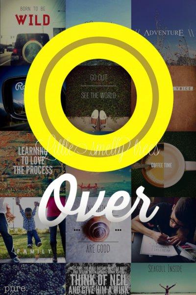 Over: Foto App von 1,99€ auf 0,00€ für iOS