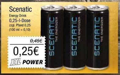 [Oldenburg] Famila XXL, SCENATIC Energydrink 250ml 0,25€ , Rostbratwurst 1,48€ , Salakis 1,55€