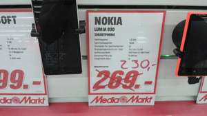 Lumia 830 [Media Markt Berlin Spandau ]
