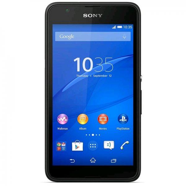 [Orange Store]  Sony Xperia E4G LTE + Dual-SIM (4,7'' qHD IPS, 1,5 GHz Quadcore, 1GB RAM) für 135€
