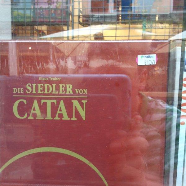 [Lokal] Meißen Thalia Outlet Siedler von Catan in der Limitierten Holzbox 17,47€