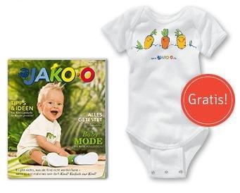 Baby-Body Gratis bei JAKO-O