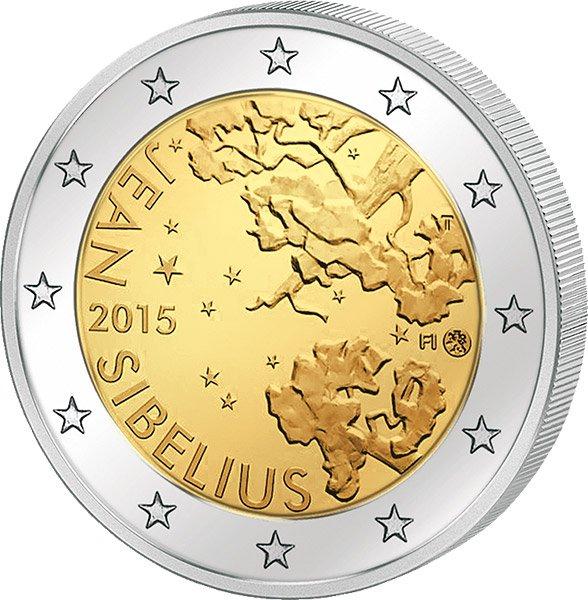 [reppa.de] Wieder verfügbar: Gratis 2 € Münze Finnland 2015 durch Gutscheinfehler