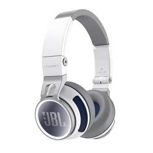 JBL Syn­chros 400 BT Blue­tooth/NFC On-Ear-Kopf­hö­rer für 160,29€ @Amazon.it