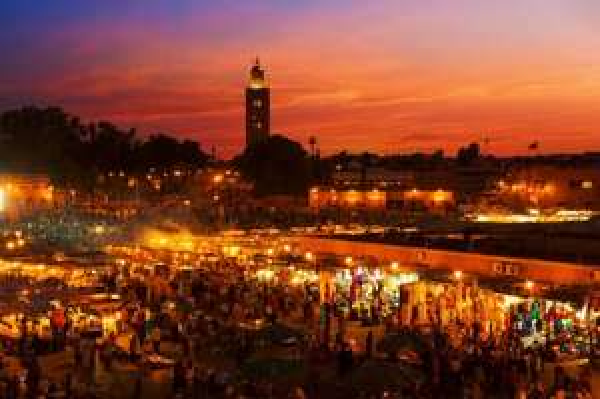 Marokko/Marrakesch Reise 6 Tage/ 5 Nächte für 158€ pP bei 2er Belegung inkl. Flüge, gutem Hotel (mit Frühstück) und Transfers!