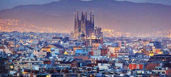 3 Tage Barcelona ink. Flug und Hotel 106€