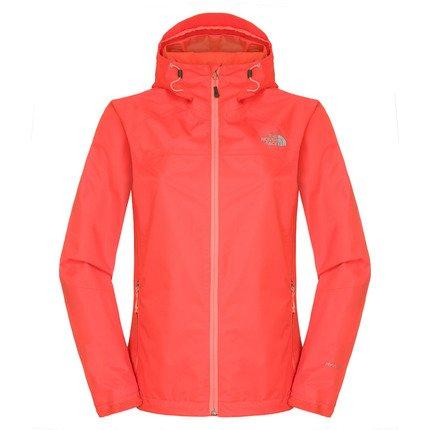 @Globetrotter.de -  The North Face Sequence Jacket Fire Brick Red für Frauen 42,90€ - Nur Größe XL