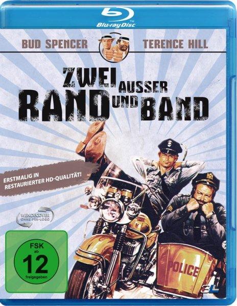 [Müller Filiale] Bud Spencer und Terence Hill Filme auf Blu-Ray für je 4,99€