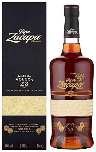 Ron Zacapa Sistema Solera 23 Jahre Rum (1 x 0.7 l) für 36,90 EUR inkl. Versand