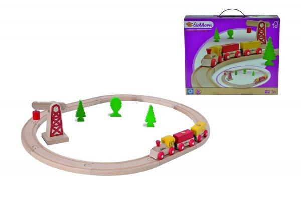 [Amazon Prime] Eichhorn 100001207 - Bahn, oval  und weiteres Zubehör  es ist Brio Kompatibel