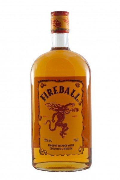 Fireball Whiskylikör für 17,73€ oder ab 8 Flaschen für 12,78€ inkl. VSK @conalco.de