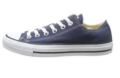Converse Chuck Taylor All Star Ox Navy Blue (Größen 38,42,44,44.5,45,53,54)