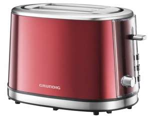 (WHD & Prime) Grundig TA 6330 Toaster Red Sense für 21 statt 35 € (idealo)
