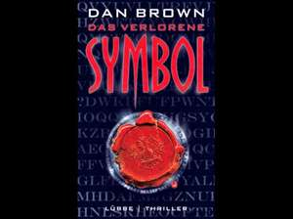 Das verlorene Symbol; Dan Brown (gebunden)