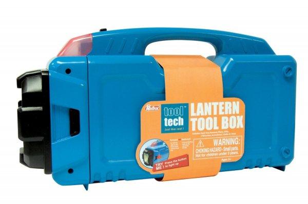 [Amazon-Prime]Red Box Spiel-Werkzeugbox mit Lampe  / Anschlaghammer