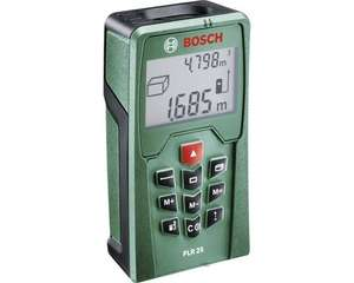 Bosch Entfernungsmesser PLR 25 im Hornbach Online Sale