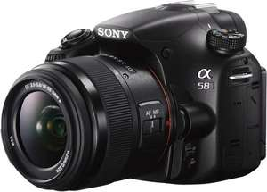[ebay] SONY SLT-A58K + 18-55mm Objektiv für 283,99€ inkl. Versand (Heise.de 346,95€)